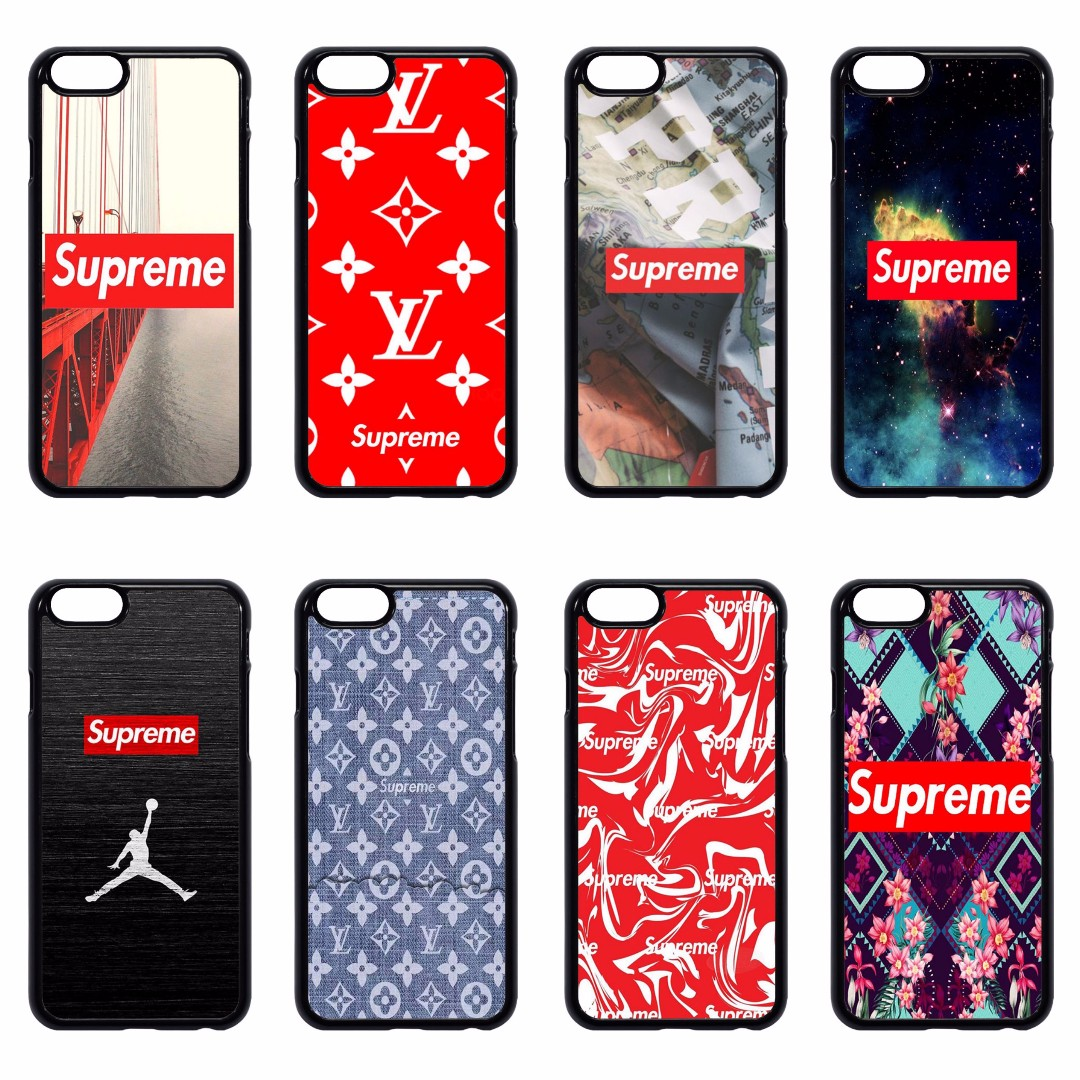 Cash Car Rentals >> Supreme Phone Case 3, Mobiles & Tablets, Mobile & Tablet Accessories on Carousell