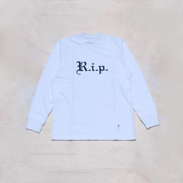Supreme R.I.P. 長袖 Tee T恤