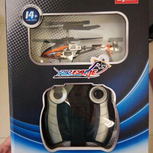 Syma Mini RC Helicopter