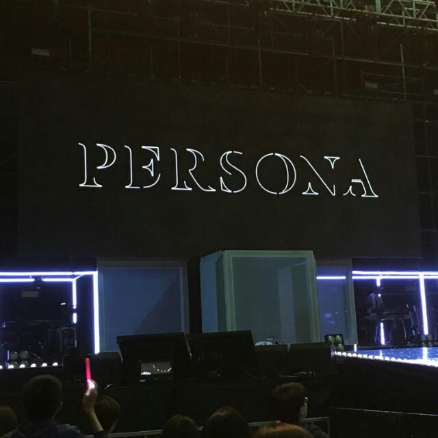 《交換》Taeyeon Persona 少女時代 太妍 演唱會 電子票卡