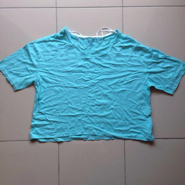 (Take 3 for RM 10) COTTON ON BODY CROP TOP