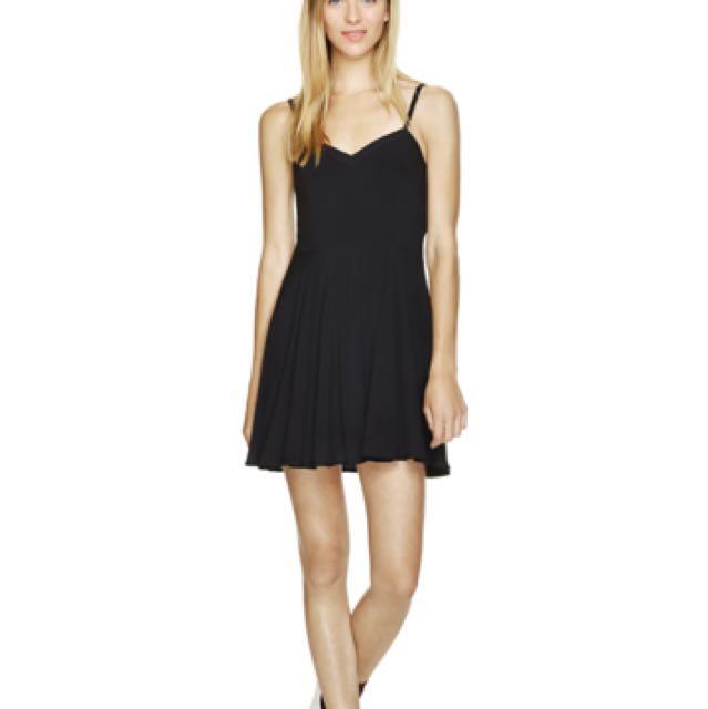 Talula Black Dress