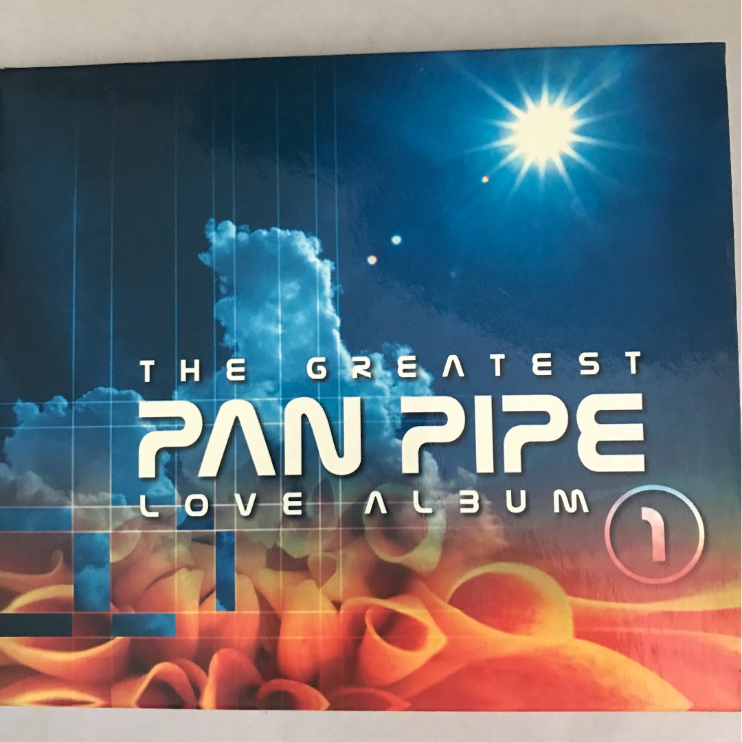 The Greatest Pan Pipe Love Album (Instrumental), Music