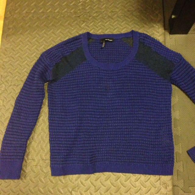 The kooples light sweater
