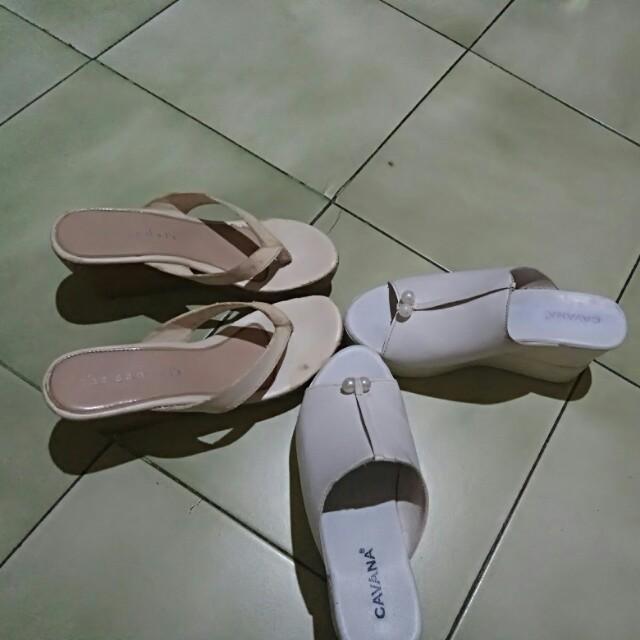 The sandal & Cavana