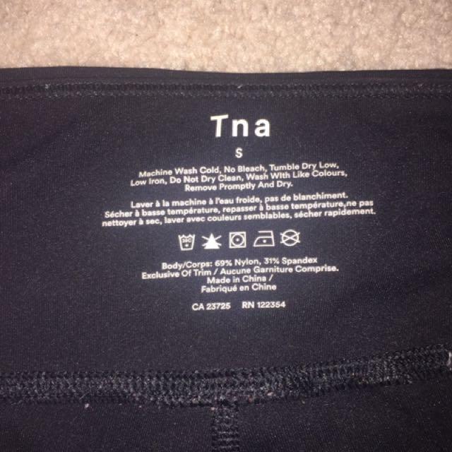 TNA tights