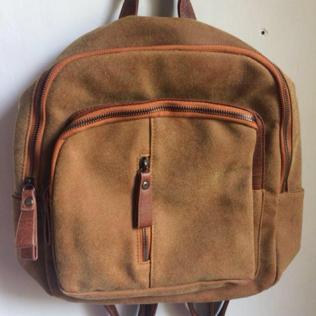 TURUN HARGA tas vintage wanita suede 💕