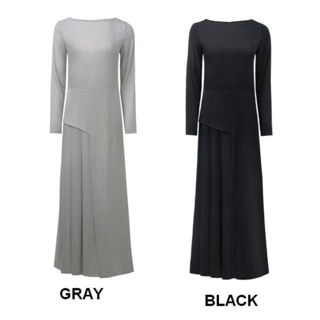 f9740a7f3ca Uniqlo x Hana Tajima- Long Dress