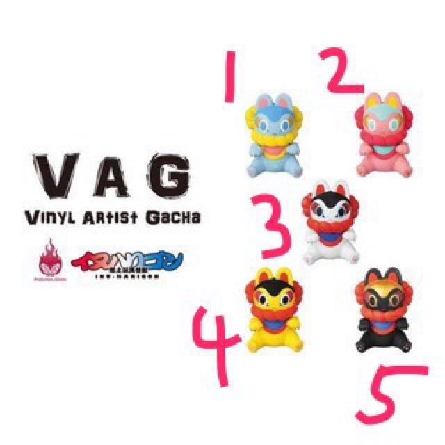 Vag Series 11 狗哈里