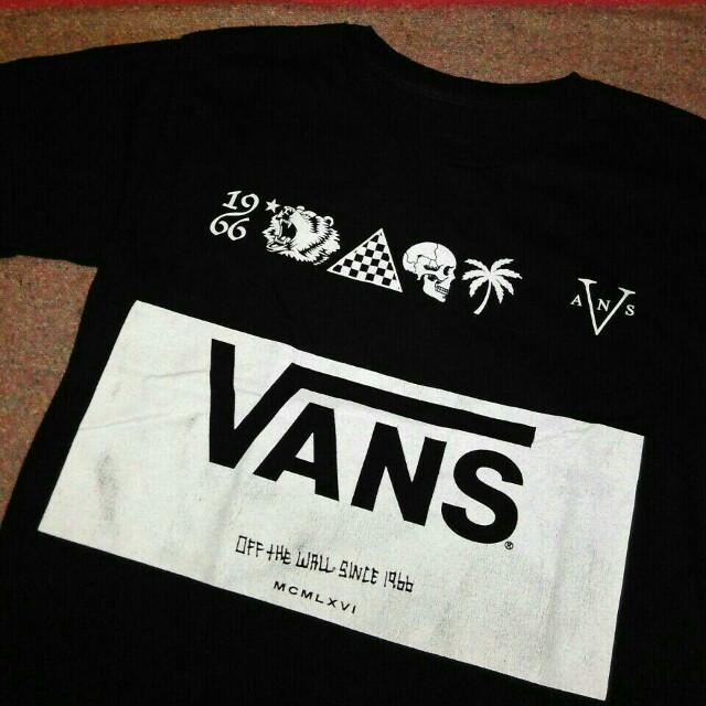 vans second ori