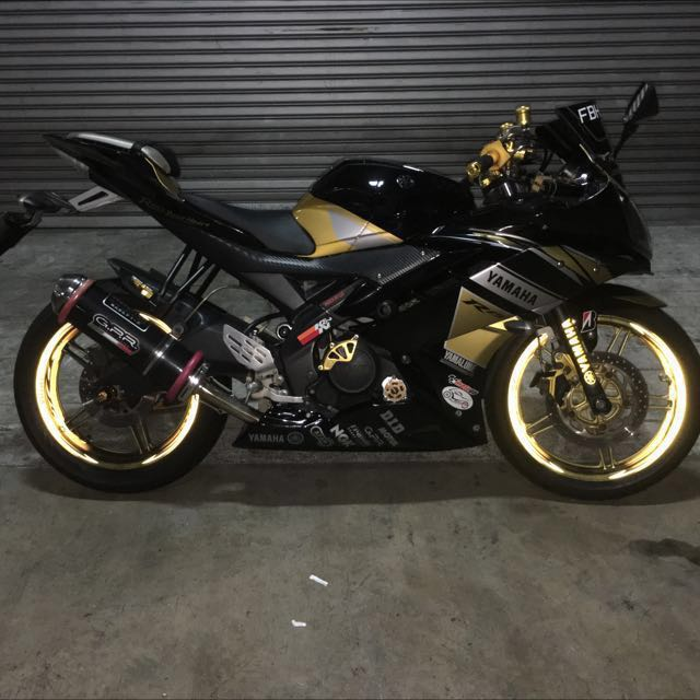 YAMAHA R15 V2, Motorbikes, Motorbikes for Sale, Class 2B on