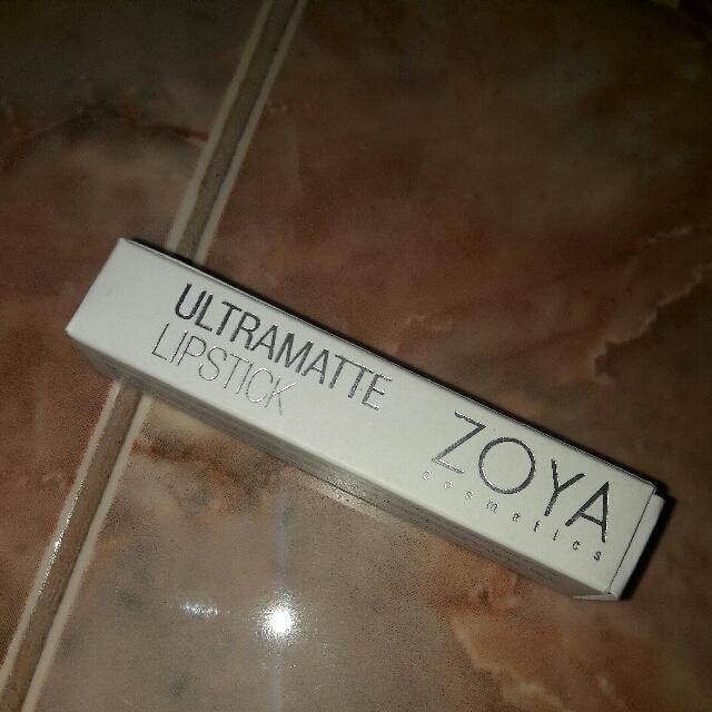 [REPRICE] Zoya Matte Lipstick