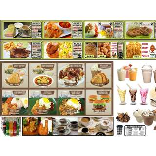 F&B Cafe ShopHouse Rent $2xxx @ Blk 126 Bukit Merah lane 1 have Eating house for BBQ & steamboat. Call/Sms/Whatsapp Samuel @ 82232252