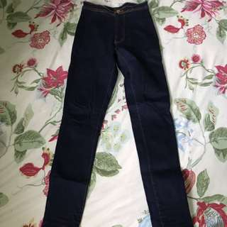 Higtwest chanel navy size 27-28