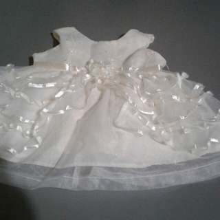 Sleeveless  baby  gown