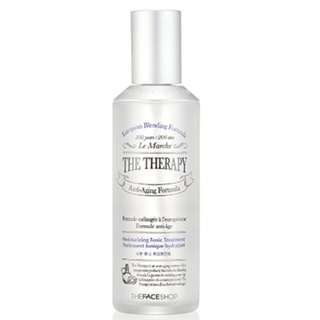 THEFACESHOP - The Therapy Moisturizing Tonic Treatment