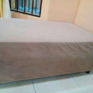 Price Reduce RM25 Sofa foot stool