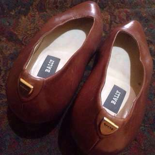 ❤️Bally Vintage Style shoes (brown)