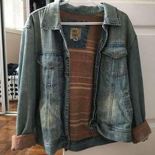 Vintage Old Navy Jean Jacket