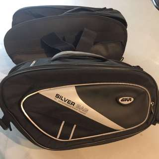 GIVI SILVER Side Bags