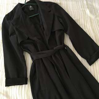 Black Duster/Trench