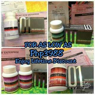 BE A DISTRIBUTOR OF LUXXE PRODUCTS