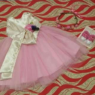 Repriced! Baby Gown Set