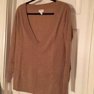 100% Cashmere Club Monaco sweater