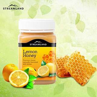 紐西蘭Streamland Lemon Honey🍋🐝