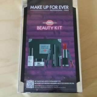 BRAND NEW Makeup Forever - Ultimate Holiday Beauty Kit - W/full Size Lipstick ($70 Value!) -