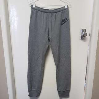 Girls Grey Nike Trackpants Size 14
