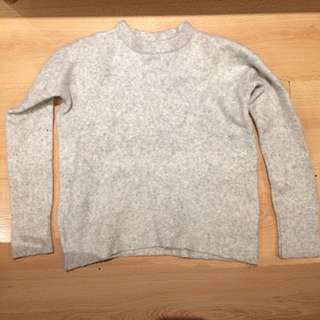 Aritzia Community Wool Sweater XXS