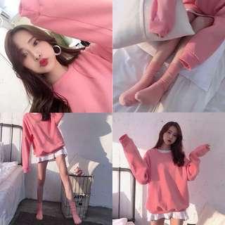 🇰🇷韓國棉質寬鬆衛衣