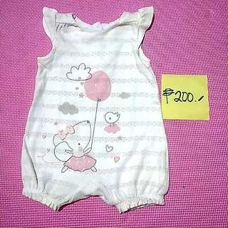 Mothercare baby onesie