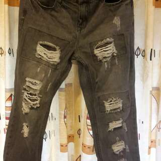 Am Co jeans size 13