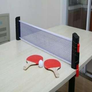 Free Postage !! Table Tennis Set