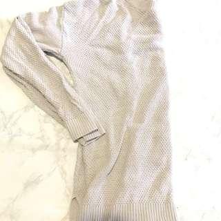 Basic cotton on grey sweater