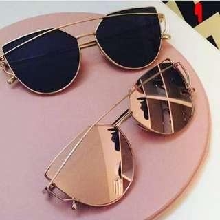 Cat Eyes Shades Sunglasses