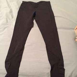 Lululemon running leggings - size 6
