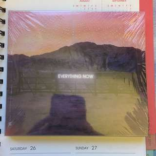 Everything Now CD by Arcade Fire