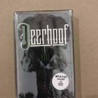 Deerhoof: Deerhoof vs. Evil Ltd Edition Cassette