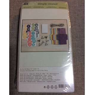 Stampin' Up! Gratitude For Days Simply Created Kit - NEW