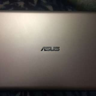 12 inch Aurora gold asus laptop