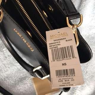 Michael Kors Savannah sling bag