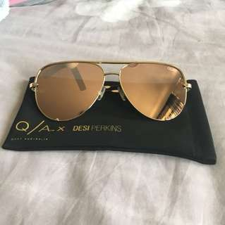 Quay Australia QUAYXDESI multiple colour ways, choose your own
