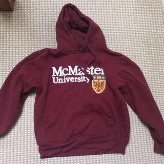 McMaster hoodie