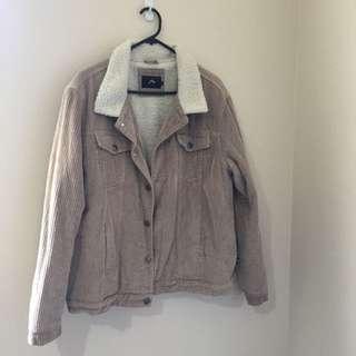 Rusty Corduroy Jacket