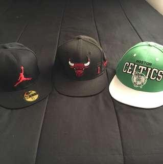 Basketball caps!