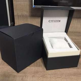 🚚 全新🌿Citizen空錶盒附紙盒