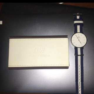 dw watch for men